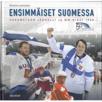 Koovee - Ensimmäiset Suomessa -kirja