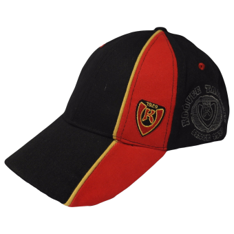 Koovee - Lippis (Musta-punainen)