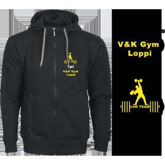 LVK Team - Vetoketjuhuppari