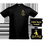 LVK Team - T-paita