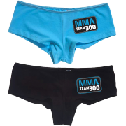MMA Team 300 - Shorties