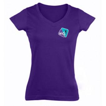 NVS Naisten V-aukkoinen paita