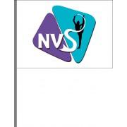 NVS Kannatuslippu - 20 x 30 cm