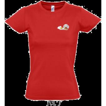 Siina & Taikaradio - Naisten T-paita (4 väriä)