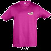 Siina & Taikaradio - Lasten T-paita (4 väriä)