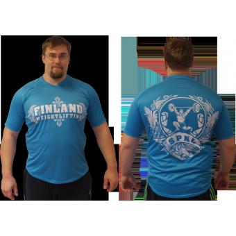TR-Valmennus - SPNL Finland - Sublimaatio T-paita