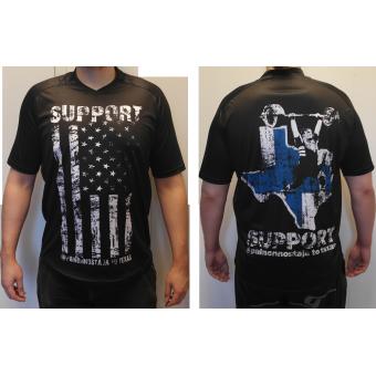 TR-Valmennus - Support - Sublimaatio T-paita