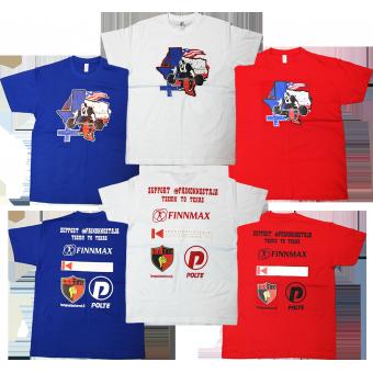 TR-Valmennus - Support - Painettu T-paita
