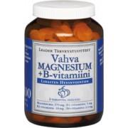 LEADER Vahva Magnesium + B 100 tab